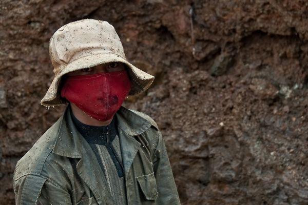 Miner at Pailin