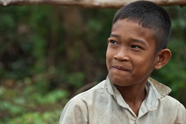 Young boy • Pailin sapphire mines