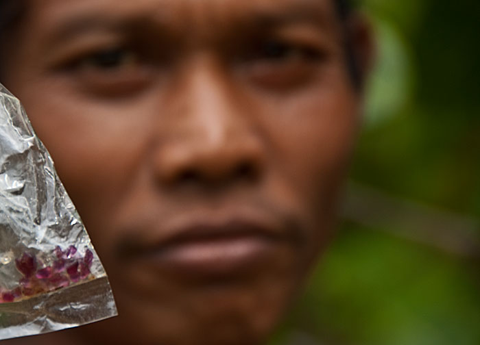 Thailand's last ruby miner