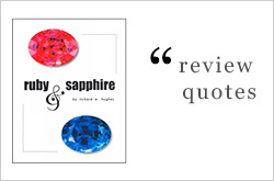 Ruby & Sapphire (1997) • Book Review Quotes