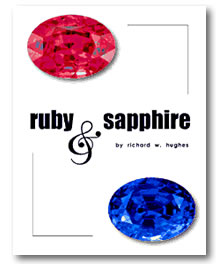 Ruby & Sapphire • 1997 • The Book by Richard W. Hughes